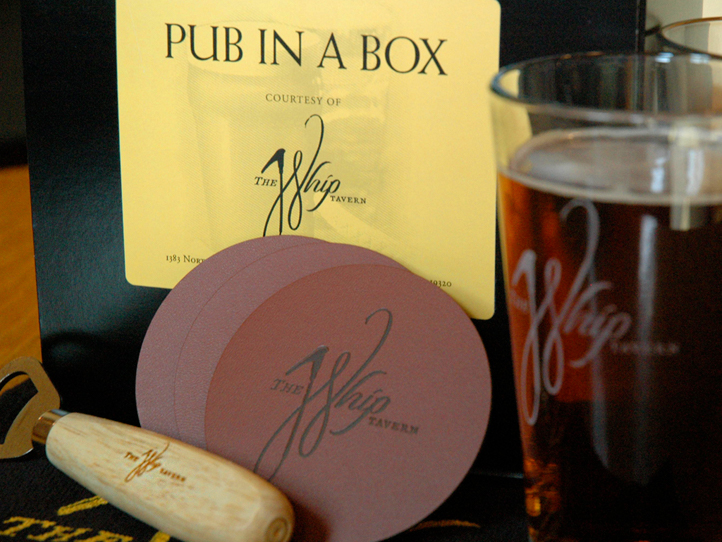 The Whip Tavern Pub in a Box