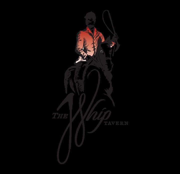 The Whip Tavern Rider Logo